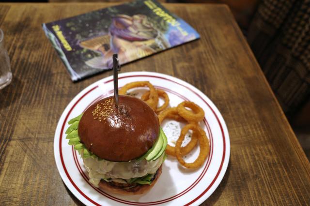MEIHOKU Burger(伏見) #10_e0160313_15215460.jpg