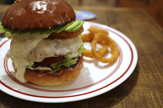 MEIHOKU Burger(伏見) #10_e0160313_15224738.jpg