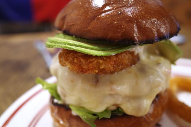 MEIHOKU Burger(伏見) #10_e0160313_15261515.jpg