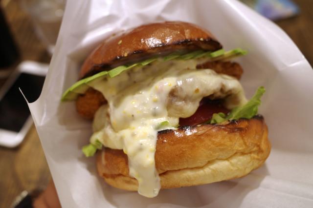 MEIHOKU Burger(伏見) #10_e0160313_15275336.jpg