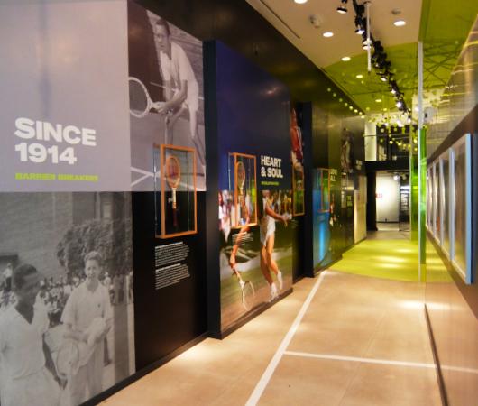 """ウィルソン史上初『テニスの博物館』、\""""Love All: A Wilson Tennis Experience\"""" をNYにオープン_b0007805_00332183.jpg"""