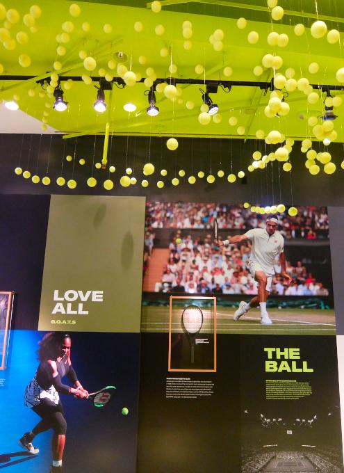 """ウィルソン史上初『テニスの博物館』、\""""Love All: A Wilson Tennis Experience\"""" をNYにオープン_b0007805_00335019.jpg"""