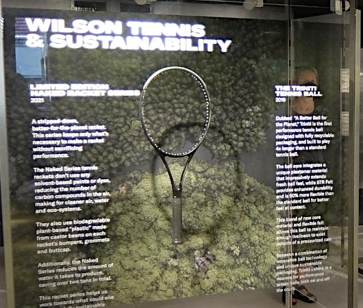 """ウィルソン史上初『テニスの博物館』、\""""Love All: A Wilson Tennis Experience\"""" をNYにオープン_b0007805_00340865.jpg"""
