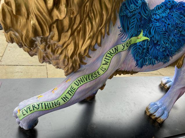 「ロンドンに現れたライオンを追いかける」ニューズウィーク日本版World Voiceのブログ更新_e0114020_01404250.jpeg