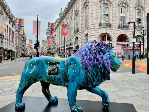 「ロンドンに現れたライオンを追いかける」ニューズウィーク日本版World Voiceのブログ更新_e0114020_01410695.jpeg