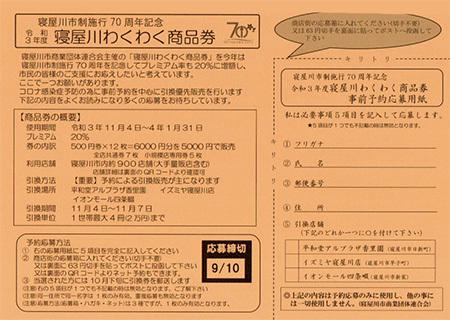 寝屋川わくわく商品券_e0250154_10145759.jpg