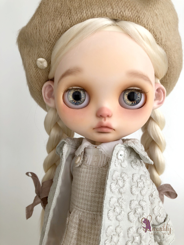 *lucalily * dolls clothes* Flower embroidery coat set *_d0217189_10364205.jpeg