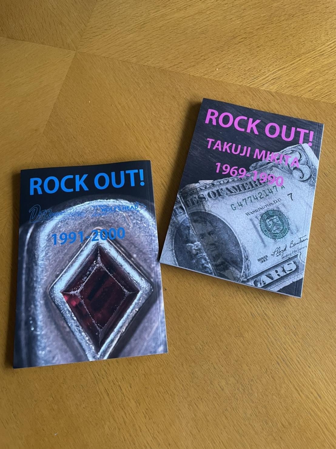 ウルフズヘッド30周年記念『ROCK OUT』_d0339889_18445253.jpg