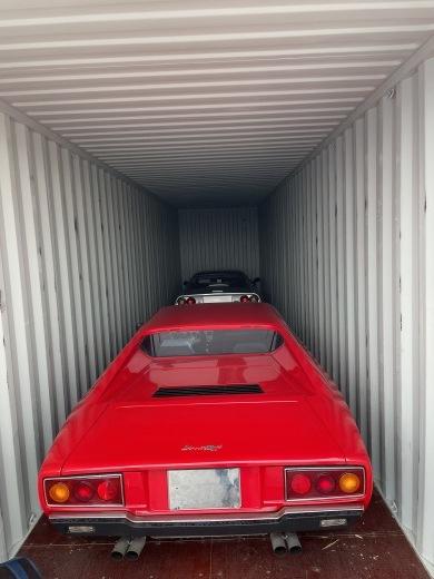 イタリアから購入した2台が本日無事通関できました!_a0129711_15110886.jpg