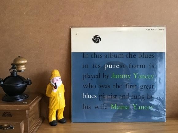 PURE BLUES / JIMMY YANCEY & MAMA YANCEY_e0230141_21001427.jpeg