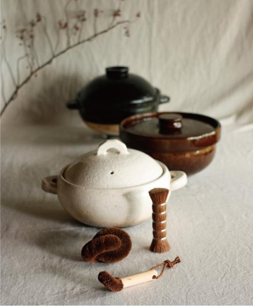 たわしと土鍋のおいしい関係 2_d0210537_17105849.jpg