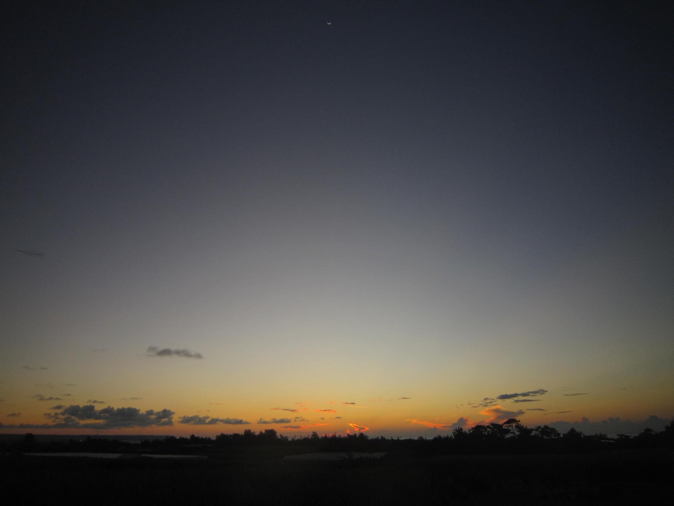 夜明け前そして朝陽。_e0251855_08391852.jpg