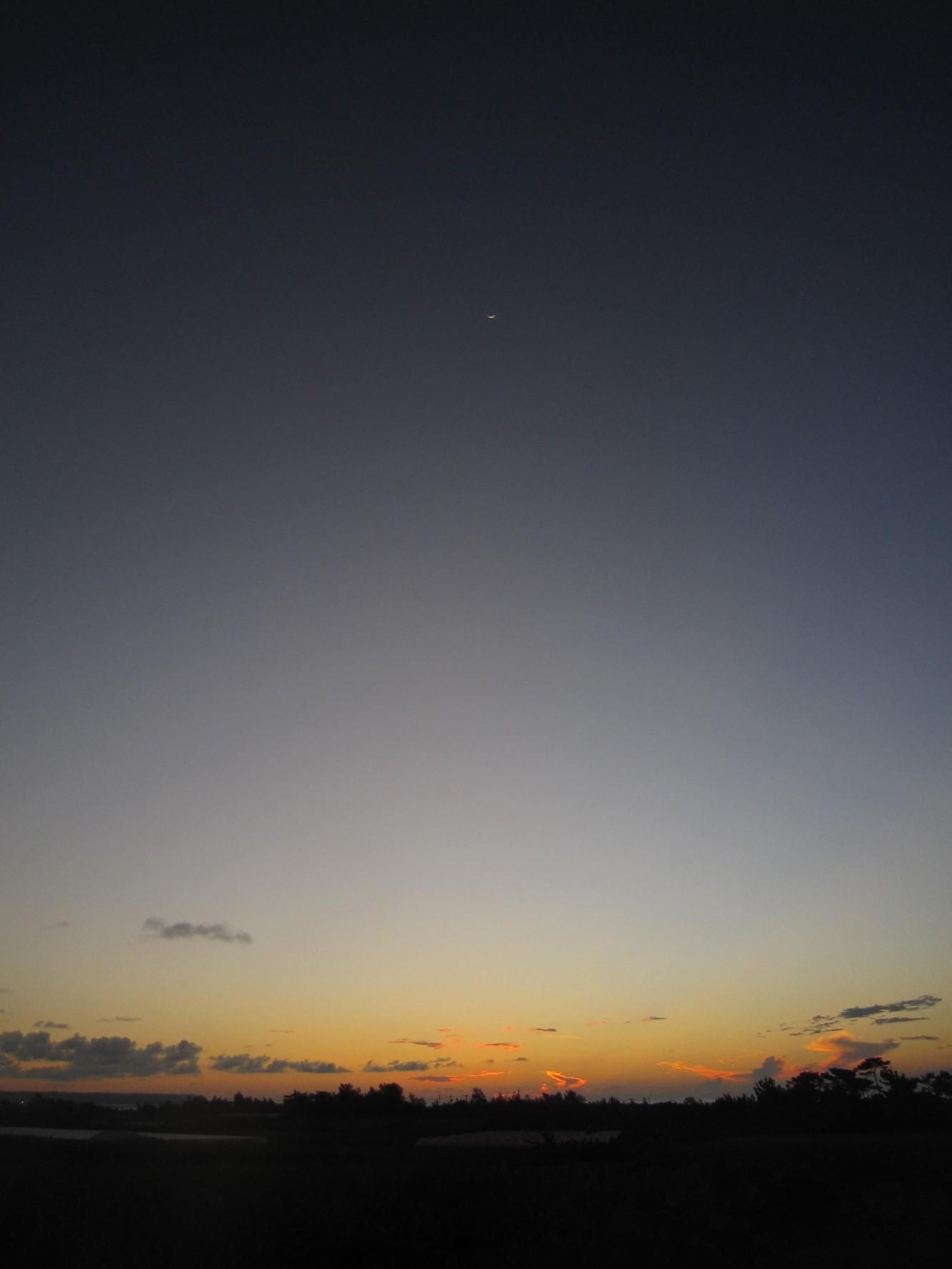 夜明け前そして朝陽。_e0251855_08391895.jpg