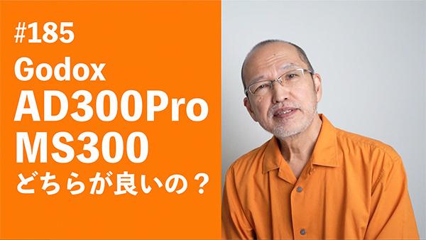 2021/09/03 #185 Godox AD300Pro MS300 どちらが良いの?_b0171364_01051590.jpg