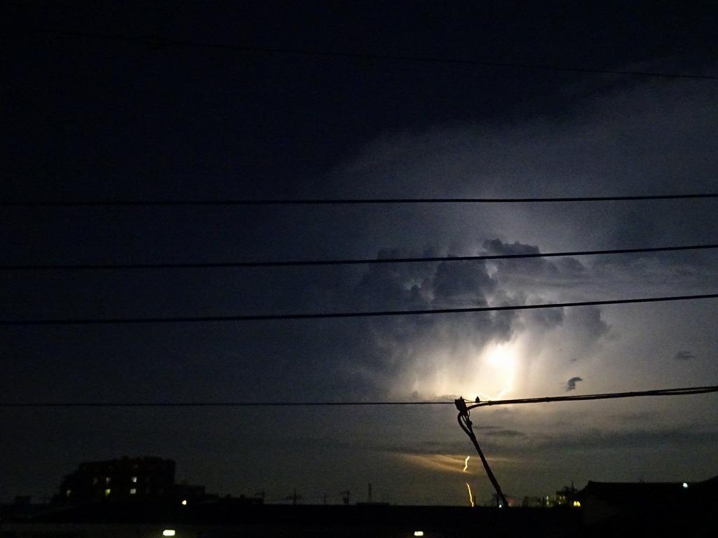 新コロ無職の日々まとめ426~430日目【8/28,29,30,31,9/1】叔父宅FAX、天気悪く雷2DAYS、雨やんだ隙に水汲み、涼しい通り越し肌寒く_d0061678_19070078.jpg