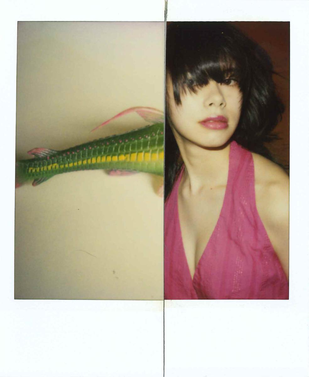 荒木経惟氏 展覧会 「Polaroids」_b0187229_15365725.jpg