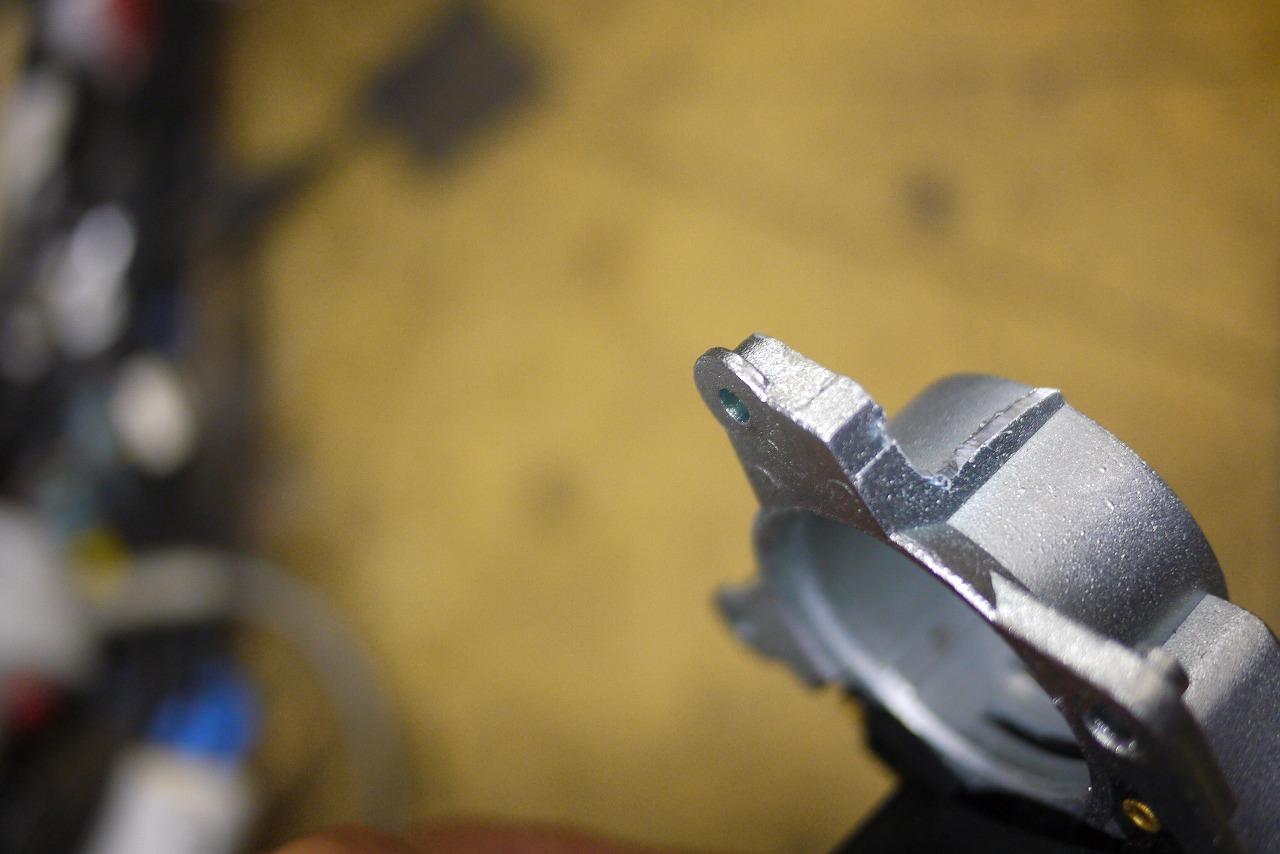W463 AMG G36 ウインカーレバー交換 そしてあり得ない そして救い_d0171835_16575706.jpg