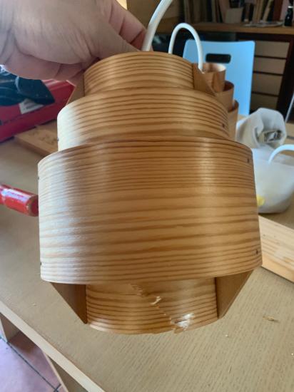ヤコブセンランプ名作 JAKOBSSON LAMP 照明器具 修理 42_f0053665_17072440.jpg