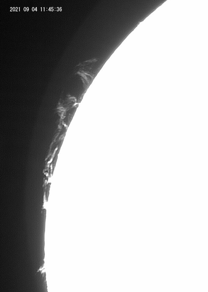 9月4日の太陽_e0174091_16521833.jpg