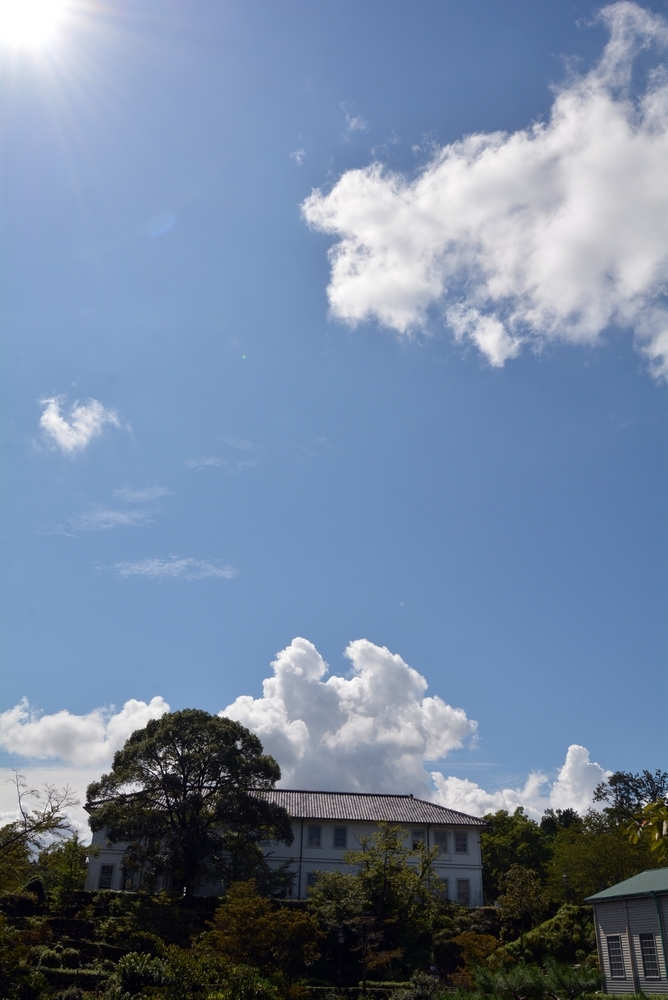 残暑の空_e0373930_17390741.jpg