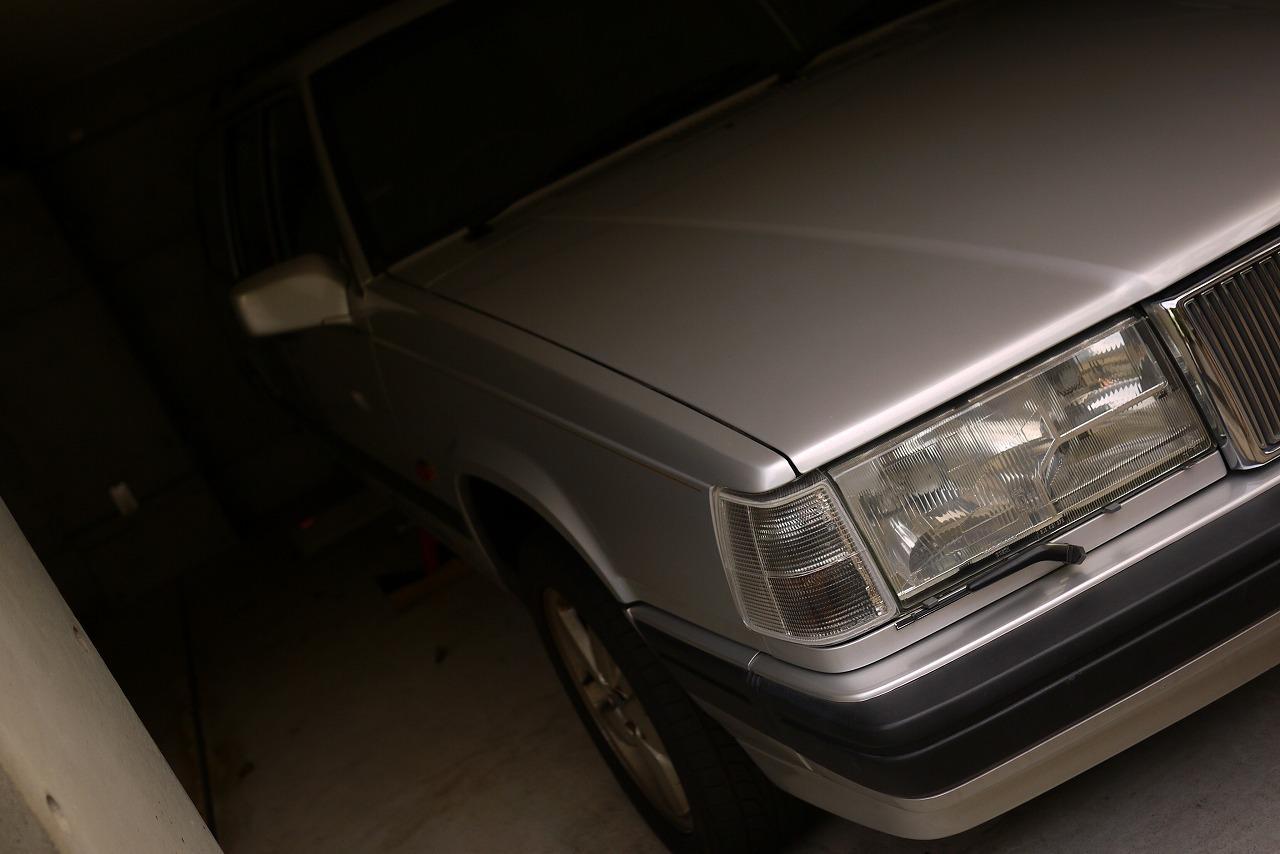 ボルボ940 タイヤ交換_d0171835_19455872.jpg