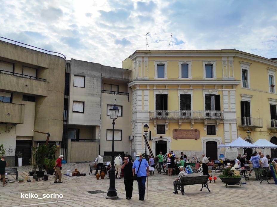 わが町の旧市街にパスタが!_b0305039_18515332.jpg