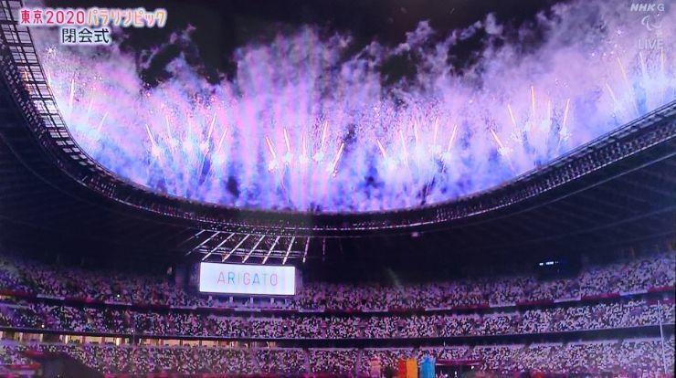 パラリンピック閉幕_f0081443_22090429.jpg