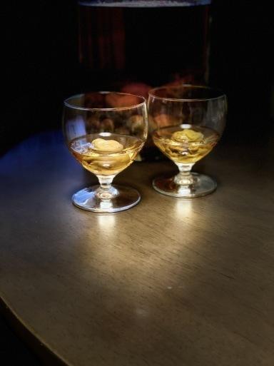 いよいよ梅酒が美味しい季節になってきた。_f0051464_07193414.jpg