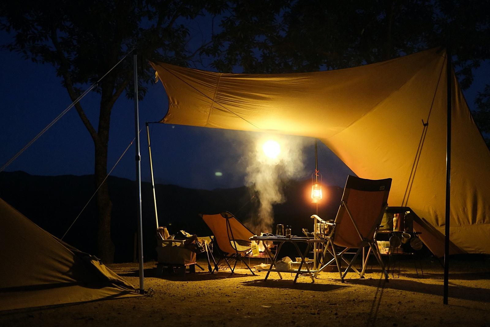 熊本県阿蘇郡南小国町でキャンプ。_a0129474_20581138.jpg
