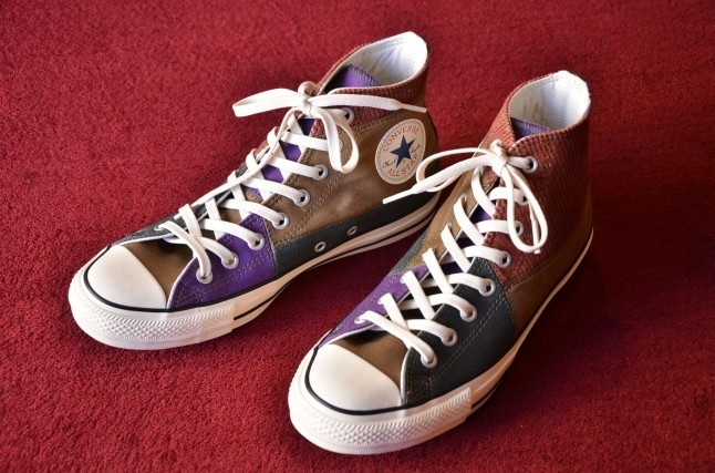 ""\""""CONVERS""""<<ALL STAR 100 PATCHWORK HI>>new in!!!!!!_c0167336_20550985.jpg""646|427|?|en|2|71ae9e40d00da9492cfec9c341e3369d|False|UNLIKELY|0.3030581474304199