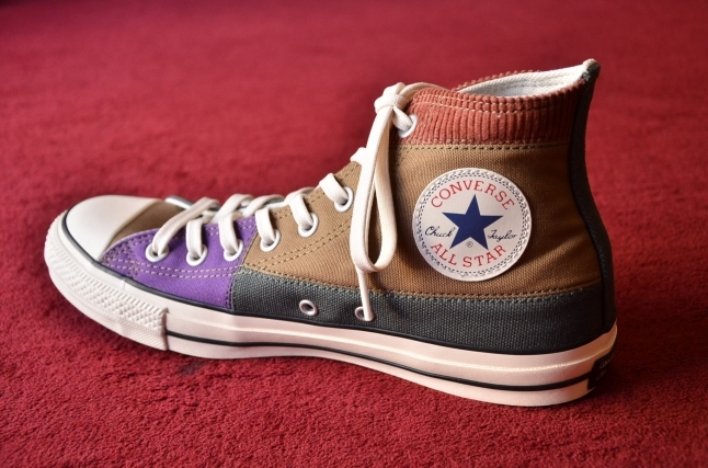 ""\""""CONVERS""""<<ALL STAR 100 PATCHWORK HI>>new in!!!!!!_c0167336_20554086.jpg""646|427|?|en|2|4be362b34b71a975291d718dc86d1b16|False|UNLIKELY|0.35170087218284607