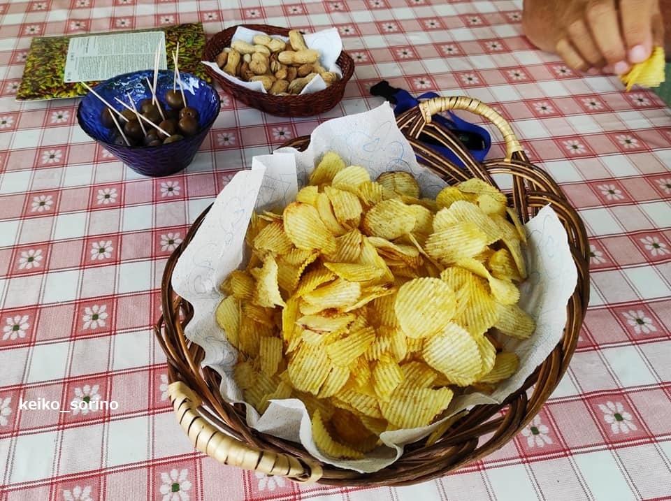 田舎の家でプーリアマンマの料理を堪能!_b0305039_19244530.jpg