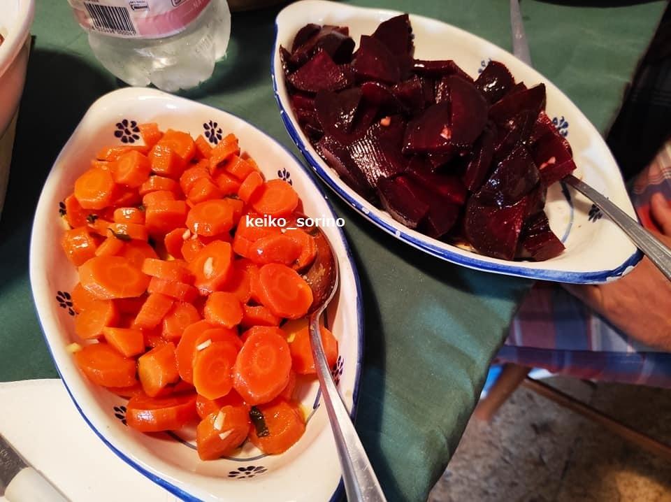 田舎の家でプーリアマンマの料理を堪能!_b0305039_19273347.jpg