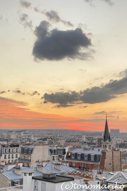 まだまだ夏が残るパリ、新学年がスタート!_c0024345_22392701.jpg