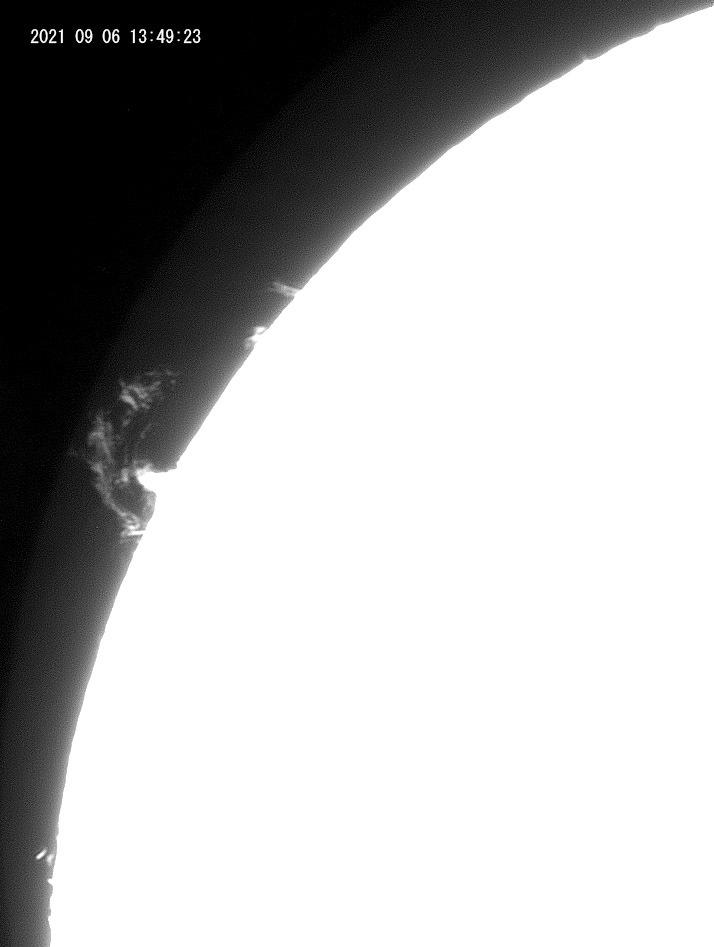 9月6日の太陽_e0174091_16235629.jpg