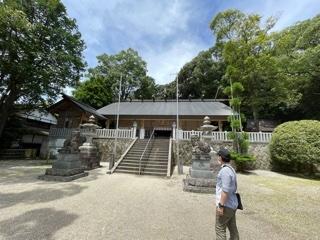 黒髪神社と自核の核_c0079826_16142167.jpg