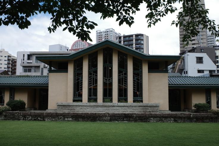 フランク・ロイド・ライトが基本設計をした『自由学園明日館』へ行ってきた_a0287336_14365030.jpg