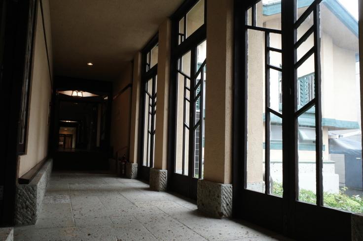 フランク・ロイド・ライトが基本設計をした『自由学園明日館』へ行ってきた_a0287336_14420848.jpg