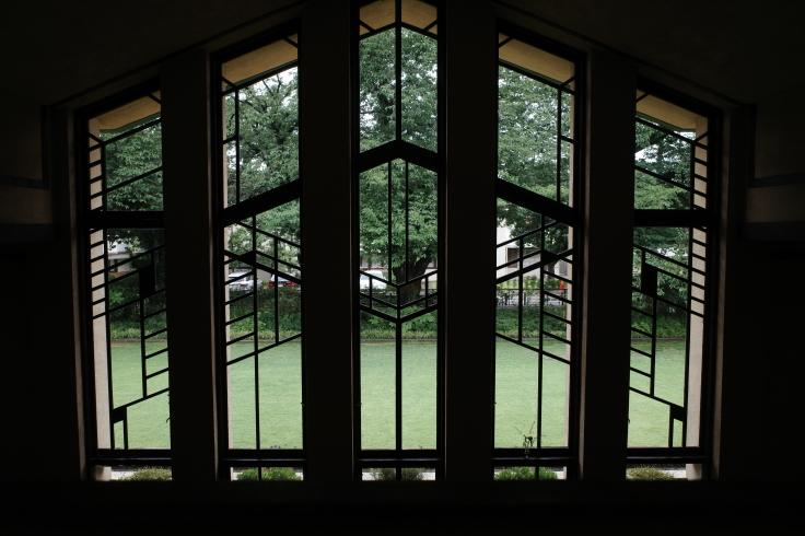 フランク・ロイド・ライトが基本設計をした『自由学園明日館』へ行ってきた_a0287336_14481698.jpg