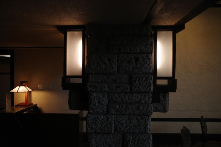 フランク・ロイド・ライトが基本設計をした『自由学園明日館』へ行ってきた_a0287336_14510390.jpg