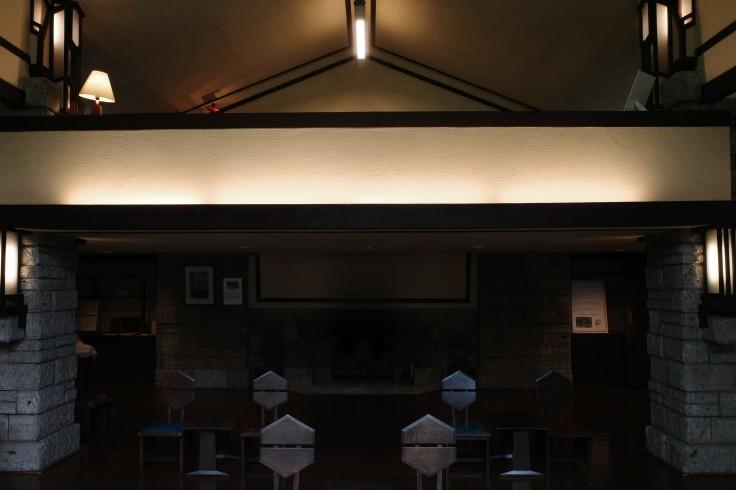 フランク・ロイド・ライトが基本設計をした『自由学園明日館』へ行ってきた_a0287336_14514393.jpg