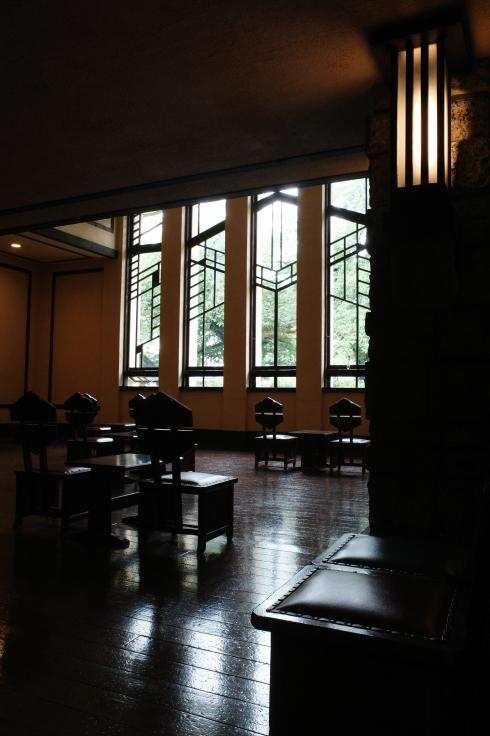 フランク・ロイド・ライトが基本設計をした『自由学園明日館』へ行ってきた_a0287336_14520632.jpg