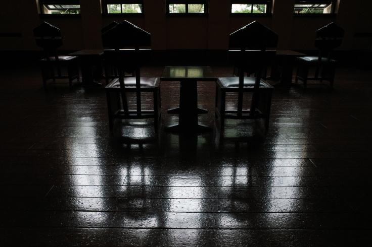 フランク・ロイド・ライトが基本設計をした『自由学園明日館』へ行ってきた_a0287336_15091219.jpg