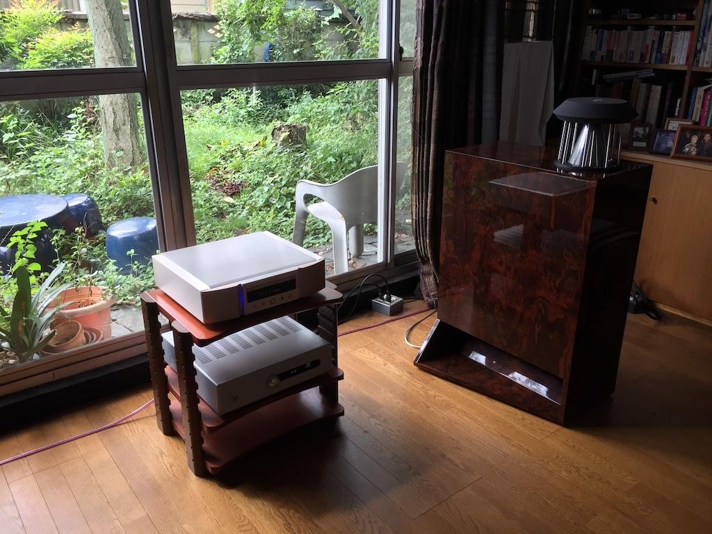 S.Yさんの整理された書斎のユニコーン _f0108399_13280087.jpg