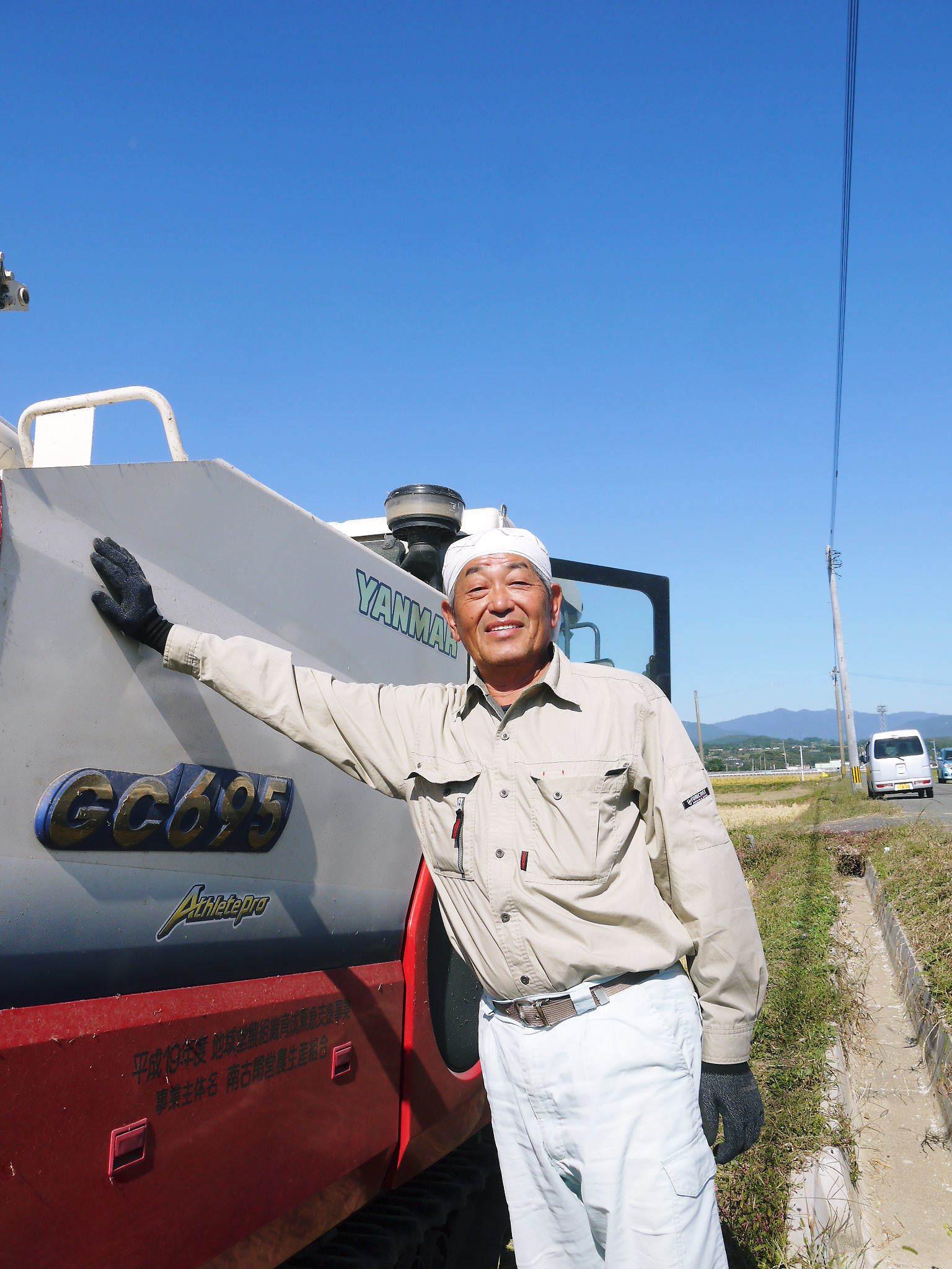 無農薬栽培の『雑穀米』『発芽玄米』大好評販売中!命みなぎる美味しいお米に元気な花が咲きました(2021)_a0254656_17454741.jpg