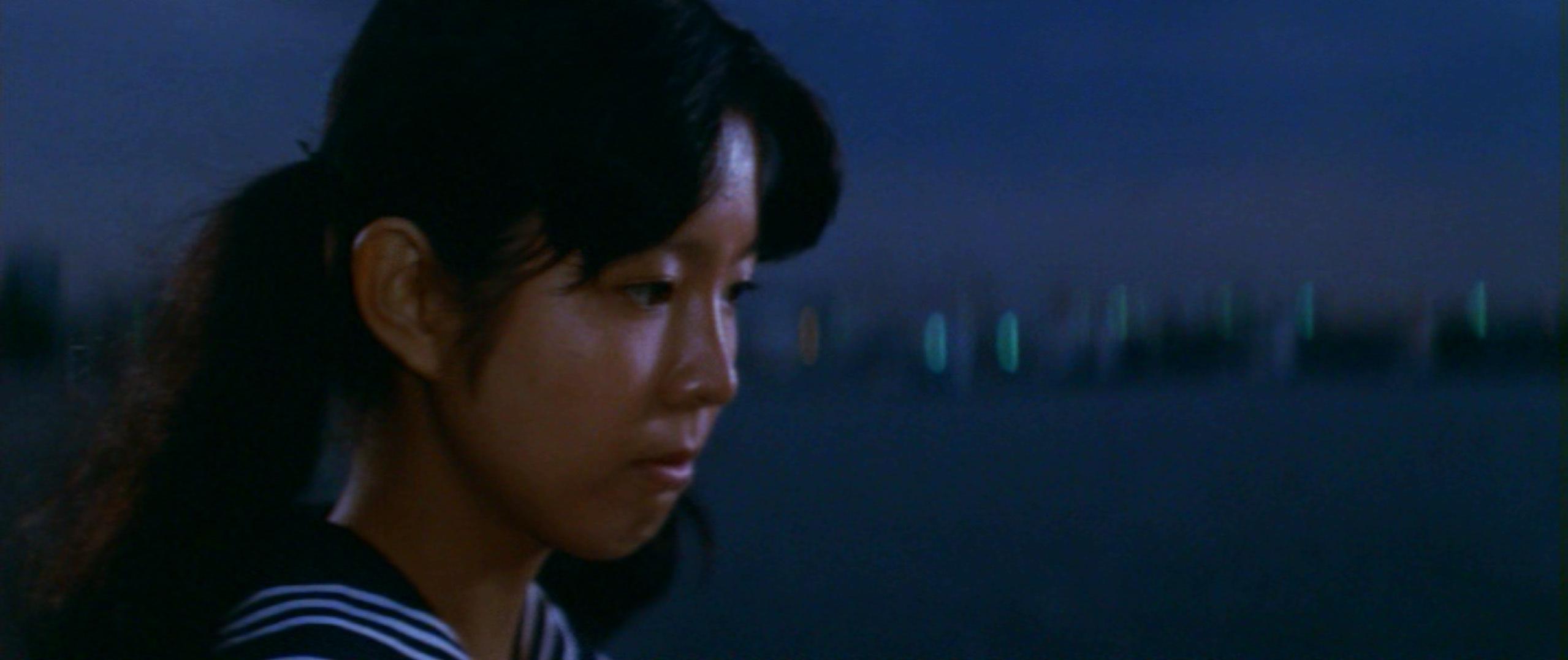 市毛良枝(Yoshie Ichige)「混血児リカ ハマぐれ子守唄」(1973)・・・《前半》_e0042361_20462966.jpg