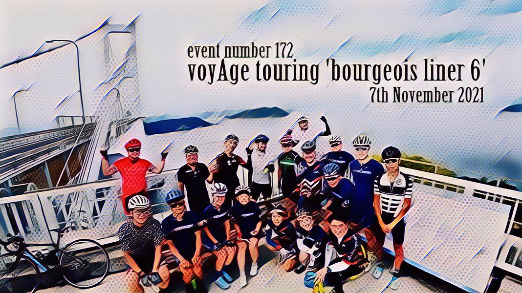 11月7日(日)「voyAge touring \'bourgeois liner 6\' 172」_c0351373_19561889.jpeg
