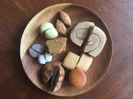 【無印良品季節限定栗のお菓子全て食べました〜後編】_e0253188_20353601.jpeg