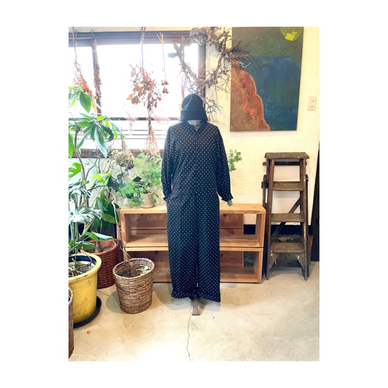 【SOIL WOMEN】BAND COLLAR OVERALLS_d0000298_18180811.jpg