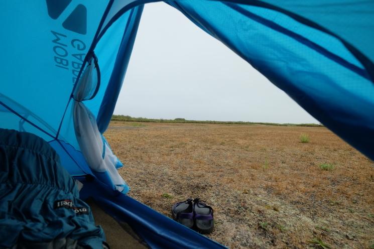 デザイン・機能・高コスパの登山テント MOBI GARDEN / AS WINGS 2G レビュー_b0108109_10374082.jpg